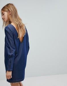 Джинсовое платье Only - Синий