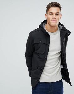 Куртка с 4 карманами Brave Soul - Черный