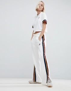 Белые спортивные брюки Nike - Белый