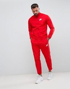 Красный спортивный костюм Nike 861778-657 - Красный