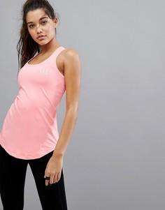 Легкая майка свободного кроя Elle Sport Sports - Розовый
