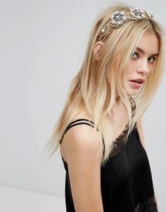 Ободок для волос Orelia - Золотой