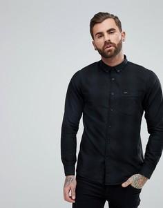 Рубашка на пуговицах Lee - Черный