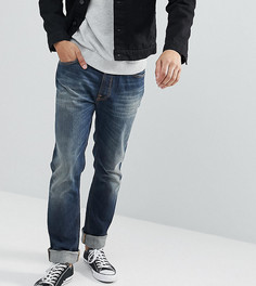 Темные джинсы Nudie Jeans Co - Темно-синий