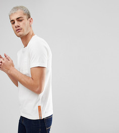 Белая футболка Nudie Jeans Co Kurt Worker - Белый