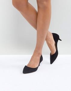 Черные туфли с острым носком ALDO Adylia - Черный