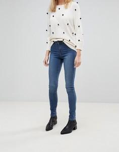 Облегающие джинсы Vero Moda - Темно-синий