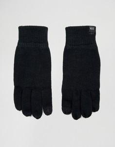 Перчатки для сенсорного экрана Jack & Jones - Черный