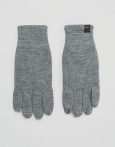 Перчатки для сенсорного экрана Jack & Jones - Серый