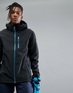Куртка с капюшоном Killtec Horaz - Черный