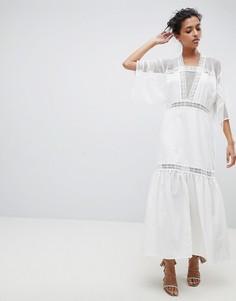 Платье макси The Jetset Diaries - Белый