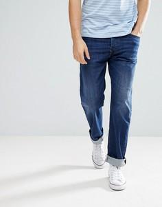 Темные джинсы Diesel Titan - Темно-синий