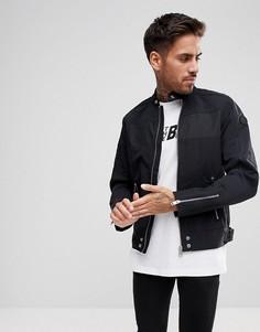 Нейлоновая куртка Diesel J-STREET - Черный