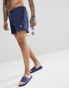 Темно-синие шорты для плавания PS Paul Smith - Темно-синий