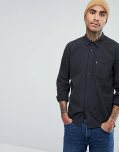 Серая рубашка с карманом Levis Line 8 - Серый