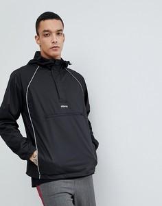 Куртка с отделкой кантом Stussy - Черный