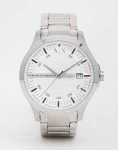 Часы из нержавеющей стали Armani Exchange AX2177 - Серебряный