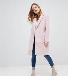 Пальто для миниатюрных New Look Petite - Розовый