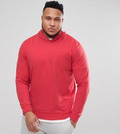 Свитшот с капюшоном Only & Sons PLUS - Красный