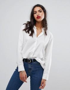 Oversize-футболка Vero Moda - Белый