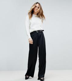 Широкие брюки Vero Moda Tall - Черный