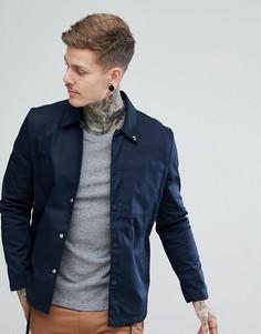 Темно-синяя спортивная куртка Farah Marr - Темно-синий