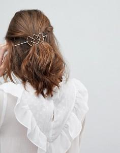 Заколка для волос Orelia - Золотой