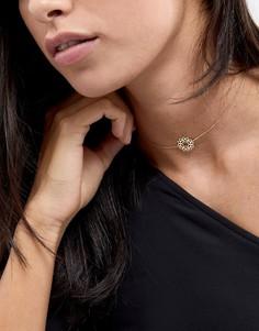 Ожерелье Orelia - Золотой