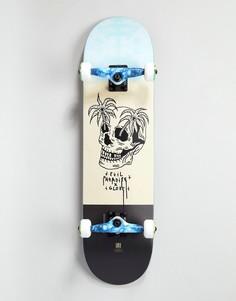Скейтборд Globe Evil Paradise - 8,25 дюйма - Черный