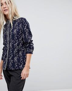 Рубашка с цветочным принтом Only - Мульти