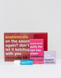 Восстанавливающий комплекс Anatomicals On The Sauce Again - Бесцветный
