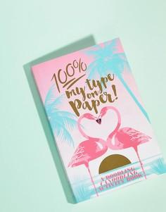 Книга с заданиями 100% My Type On Paper - Мульти Books
