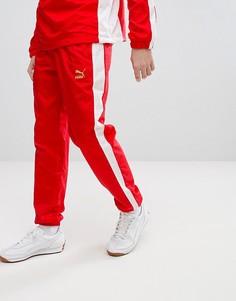 Красные джоггеры Puma T7 Bboy 57498042 - Красный
