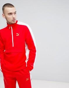 Красная спортивная куртка Puma T7 BBoy 57497942 - Красный