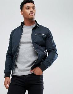 Черная легкая куртка River Island - Черный