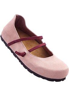 Туфли (розовый) Bonprix