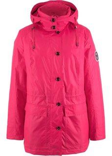 Куртка (ярко-розовый гибискус) Bonprix