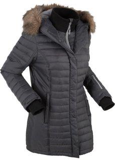 Куртка (темно-серый) Bonprix