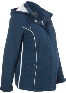 Куртка для беременных (темно-синий) Bonprix