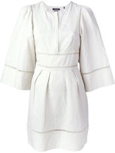 перфорированное платье  Isabel Marant