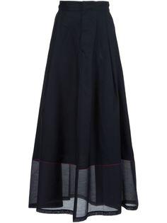 юбка макси Mm6 Maison Margiela