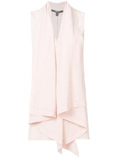 блузка без рукавов Derek Lam