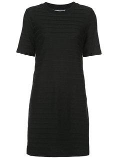 платье-футболка с короткими рукавами  Derek Lam 10 Crosby