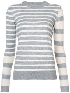 пуловер с полосками  Derek Lam 10 Crosby