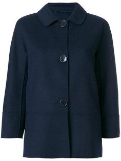 пальто с рукавами три-четверти S Max Mara