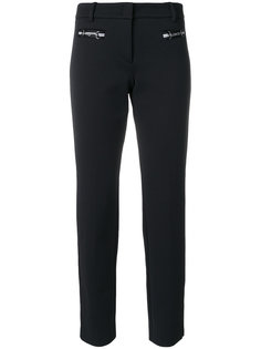 брюки Renira из ткани пике Cambio