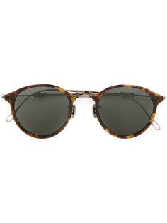 солнцезащитные очки в округлой оправе Eyevan7285