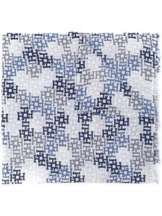 шарф с логотипом Hemisphere