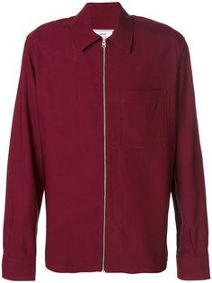куртка-рубашка на молнии Ami Alexandre Mattiussi
