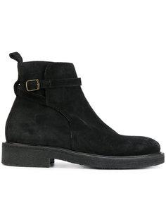 ботинки с ремешком вокруг щиколотки Ami Alexandre Mattiussi